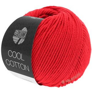 Lana Grossa COOL COTTON | 08-Signal crven