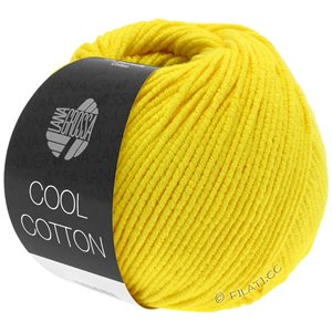 Lana Grossa COOL COTTON | 10-žuto