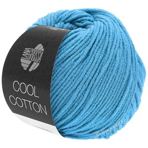 Lana Grossa COOL COTTON | 15-plavetnilo