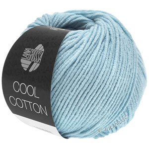 Lana Grossa COOL COTTON | 18-svjetloplav