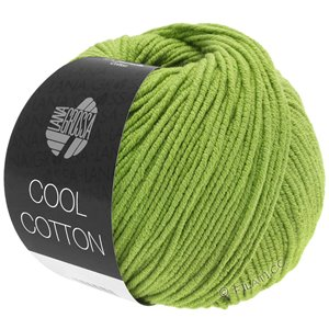Lana Grossa COOL COTTON | 19-svijetlo zelena