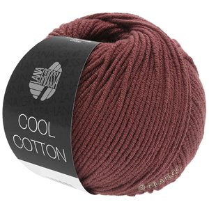 Lana Grossa COOL COTTON | 29-burgundac