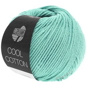 Lana Grossa COOL COTTON | 32-pastelne Tirkizna