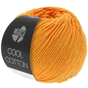 Lana Grossa COOL COTTON | 34-narančasta