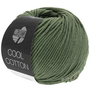 Lana Grossa COOL COTTON | 36-Oleander zeleni
