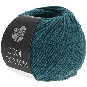 Lana Grossa COOL COTTON | 37-tamno petrol