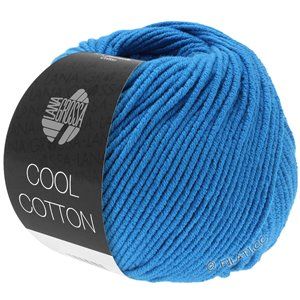 Lana Grossa COOL COTTON | 39-plavo